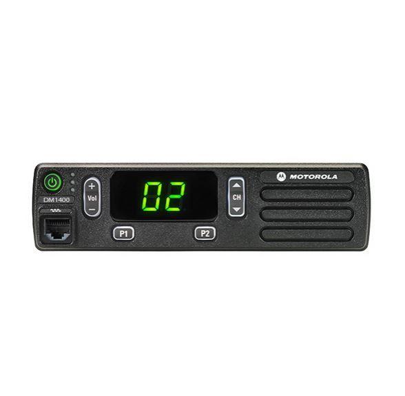 Vozidlové digitální radiostanice
