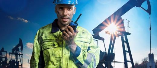 Chemický a těžební průmysl