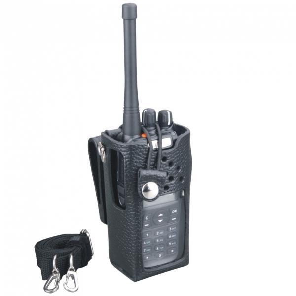 LCBY22 kožené pouzdro pro radiostanice  TC780