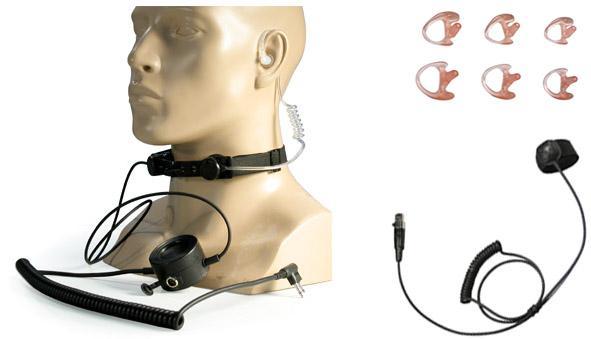 ETM-110BT2-G3 komunikační souprava pro vysílačky na krk