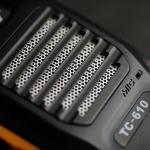 Vysílačky Hyt TC-610 detail reproduktoru