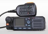 Digitální radiostanice Hytera MD785iG a tlačítkový mikrofon  SM19A1