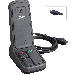 Stolní mikrofon pro digitální radiostanice Hytera