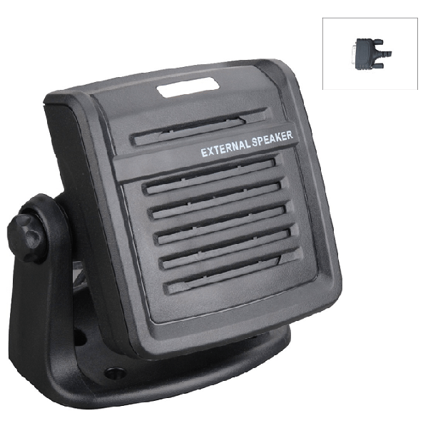 Externí reproduktor SM09D1 pro vozidlové radiostanice Hytera
