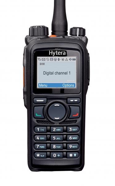 Digitální přenosná DMR radiostanice Hytera PD785G MD