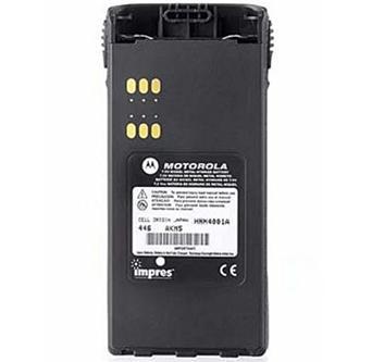 PMNN4159 Li-Ion baterie s kapacitou 2600mAh a technologií IMPRES pro rradiostanice Motorola řady GP