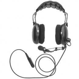 MDRMN4032 těžká náhlavní souprava VOX pro radiostanice Motorola řady GP
