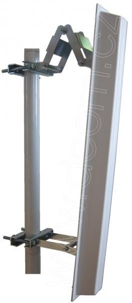 ZZ5G6S15D120 Sektorová Wifi anténa 5,6GHz 15dBi 120°