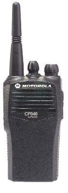 Přenosná vysílačka Motorola CP040