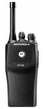 Přenosná vysílačka Motorola CP140