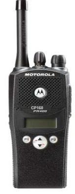 Přenosná vysílačka Motorola CP160