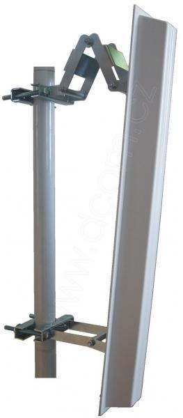 ZZ5G6S16D90 Sektorová Wifi anténa 5,6GHz 16dBi 90°