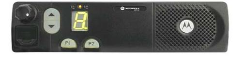 Vozidlová vysílačka Motorola CM140