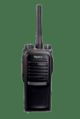 Profesionální radiostanice (vysílačka) Hytera PD705G AN je vybavena GPS přijímačem a ManDown modulem