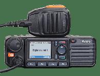 Profesionální vozidlová radiostanice (vysílačka) HYTERA MD785G AN