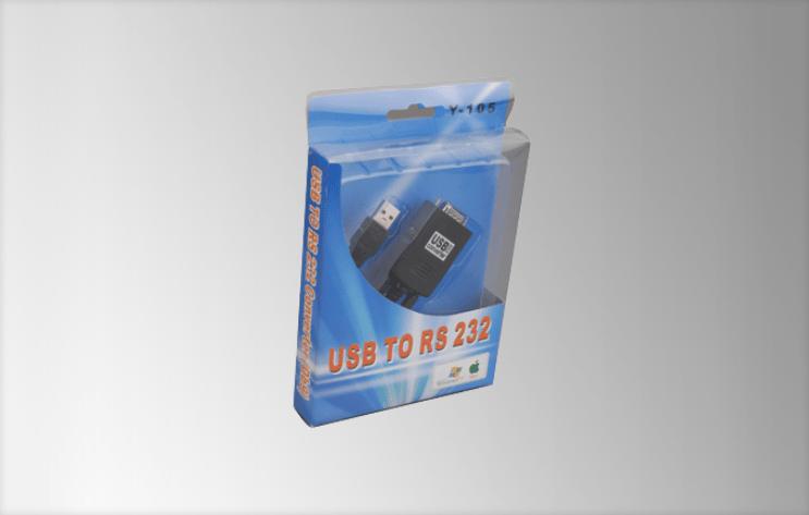 CP09 datový kabel - převodník USB-COM