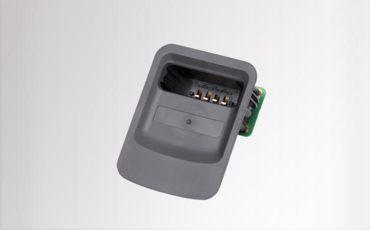 Aku adaptér POA53 pro nabíjecí systémy Hytera MCA05
