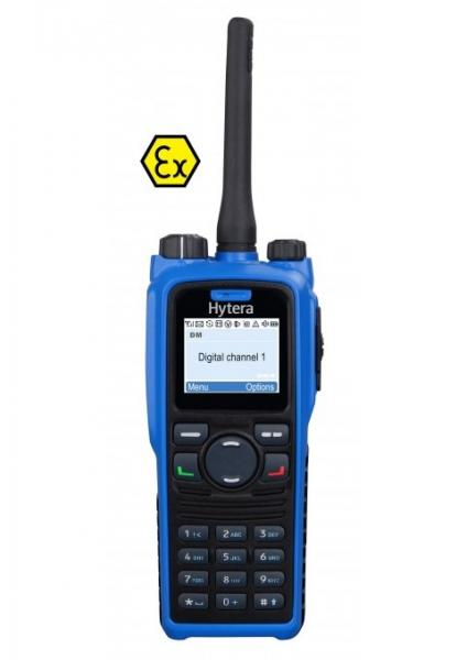 ATEX radiostanice Hytera PD795Ex