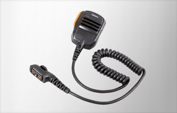 Ruční repro/mikrofon SM18N4-Ex  certifikace ATEX, IP67 pro radiostanice Hytera PD715Ex a PD795Ex