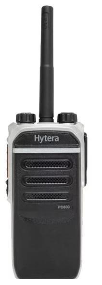 Digitální radiostanice Hytera PD605G MD vybavena GPS přijímačem