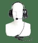 Těžká hovorová souprava ECN18 pro radiostanice Hytera PD7xx s potlačením hluku okolí