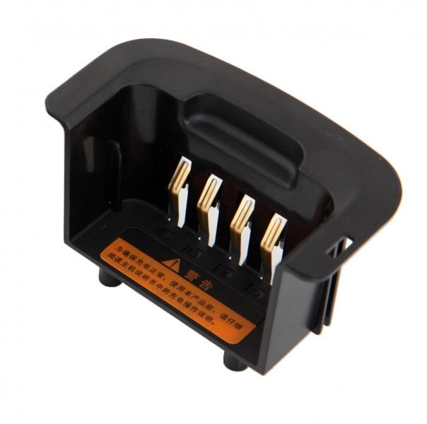 Aku adaptér POA59 pro nabíječe Hytera MCA08 a MCA10 pro digitální vysílačky Hytera série PD4, PD5, PD6, PD7