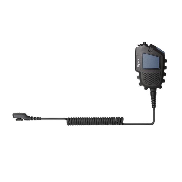Velký multifunkční ruční repro/mikrofon SM24N2-Ex s certifikací do výbušného prostředí ATEX pro digitální radiostanice Hytera PD715Ex a PD795Ex