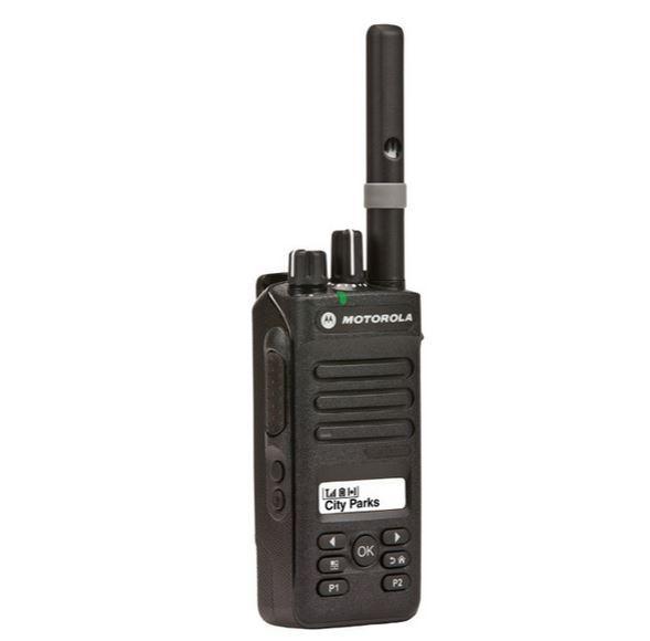 Digitální vysílačka Motorola DP2600e