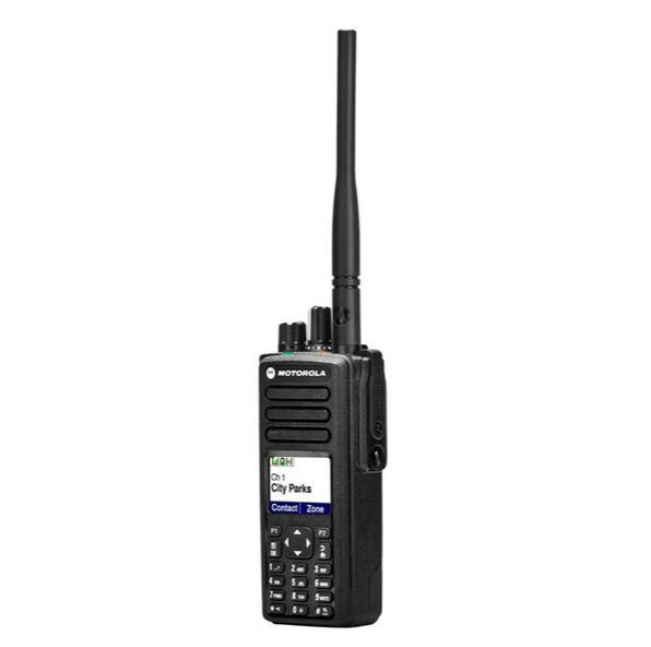 Radiostanice (vysílačka) Motorola DP4801e, GPS, BT