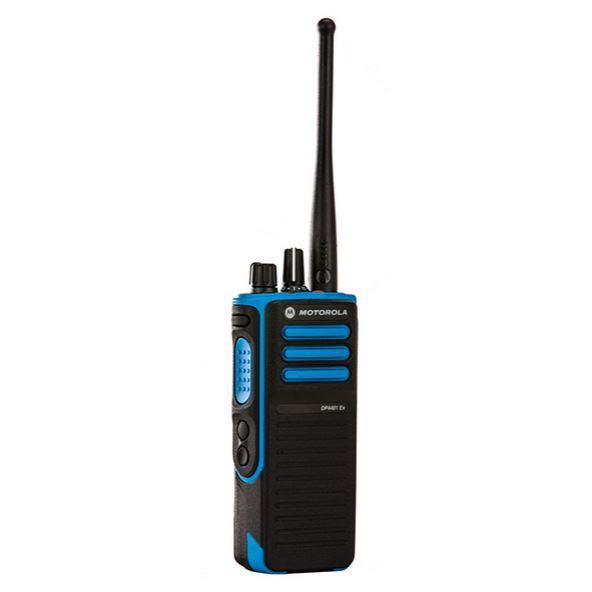 ATEX Digitální radiostanice (vysílačka) Motorola DP4401 ATEX, GPS, BT