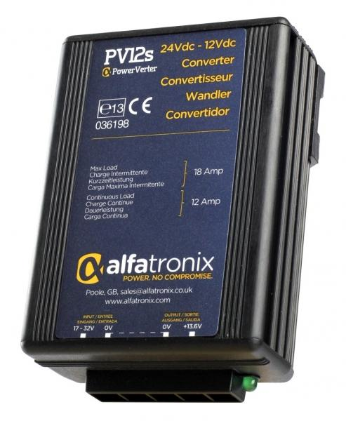 Měnič napětí Alfatronix PV12s