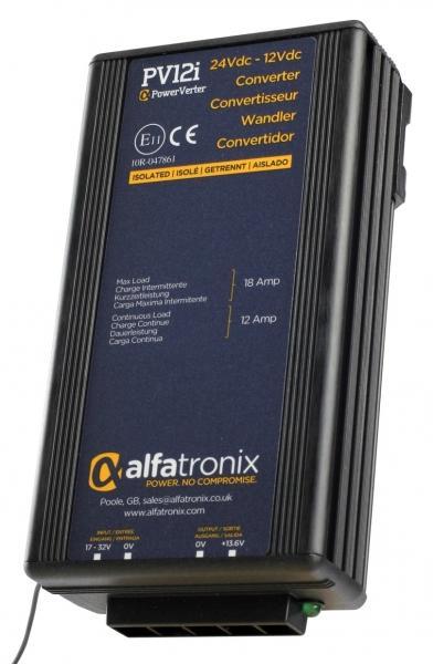 Měnič napětí Alfatronix PV12i