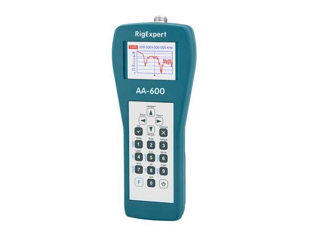 RigExpert AA-600 anténní analyzátor RigExpert do 600 MHz