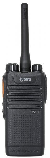 Digitální vysílačka Hytera PD415 s integrovanou RFID čtečkou