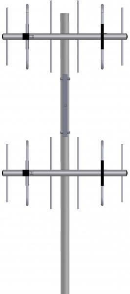 Základnová směrová UHF anténa 4xZZ403