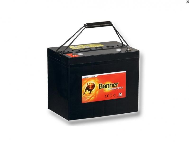 Baterie Stand by Bull Bloc VLIES SBV 12-80, 80Ah, 12V