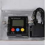 SW102 Digitální VHF/UHF Wattmetr & PSV-metr & frekvenční čítač obsah balení