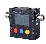 Digitální VHF/UHF Wattmetr PSV-metr frekvenční čítač