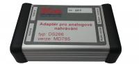 Adaptér pro analogové nahrávání DS266 – verze MD785