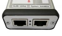 DS266 Adaptér pro analogové nahrávání základnové radiostanice Hytera MD785  konektory