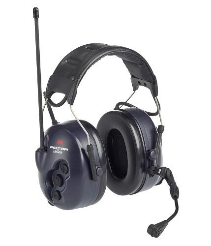 Sluchátka 3M Peltor LiteCom se zabudovaným PMR