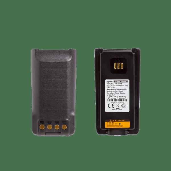 BL2016 základní Li-Ion baterie s kapacitou 2000mAh pro digitální radiostanice Hytera PD985