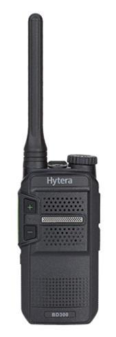Malá digitální vysílačka Hytera BD305LF pro použití bez povolení