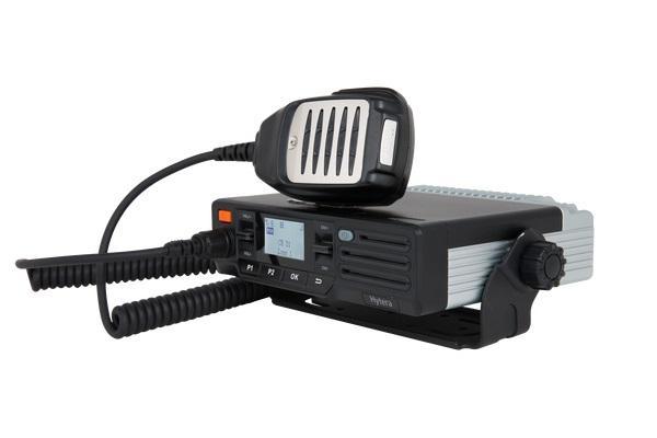 Digitální vysílačka do vozidla Hytera MD625