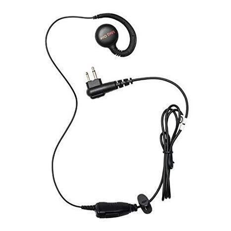 PMLN6532A hovorová souprava se sluchátkem typu C pro vysílačky Motorola DP1400
