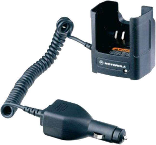 Držák a nabíječka do auta pro vysílačky Motorola řad DP2000 - DP4000