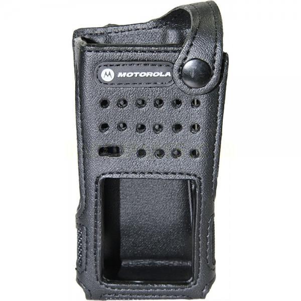 PMLN5869A nylonové pouzdro s opaskovým okem pro vysílačky Motorola DP2600