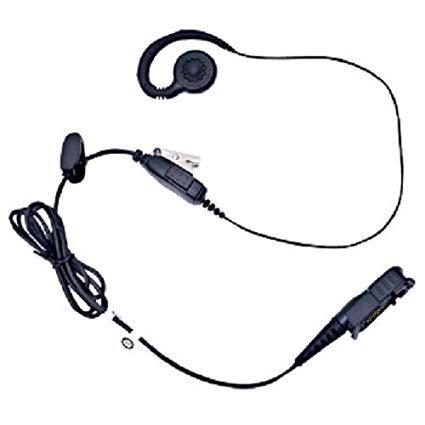 PMLN5727A lehká hovorová souprava VOX/PTT pro vysílačky Motorola DP2000 MotoTRBO