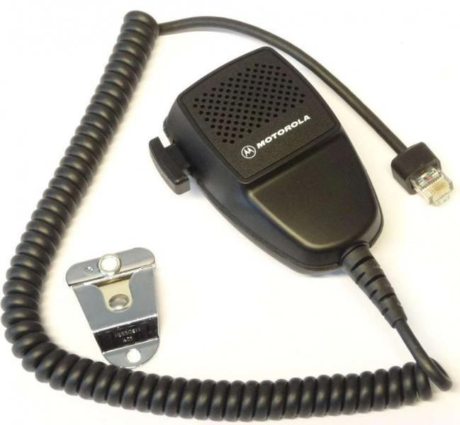 PMMN4090A Mikrofon pro vozidlové vysílačky Motorola řady DM1000 a DM2000