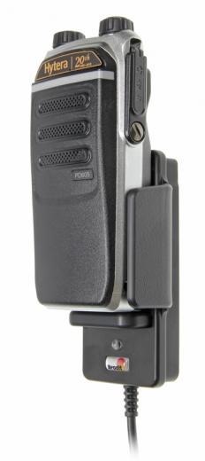 Držák Brodit do vozidla pro digitální radiostanice Hytera řady PD6